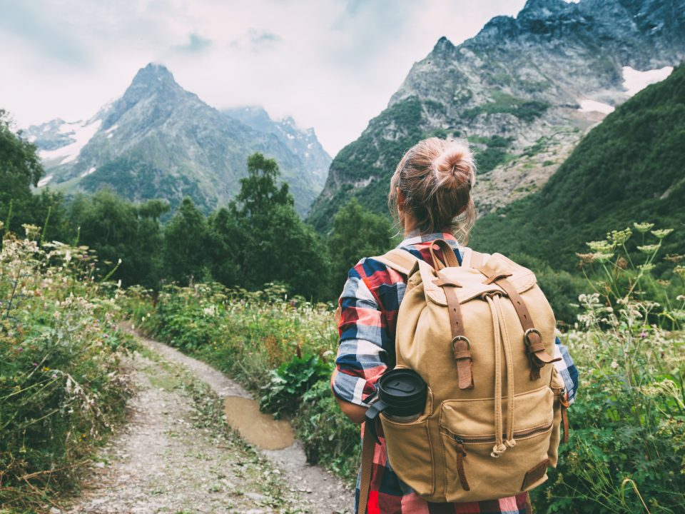 How Spending Time in the Wilderness Increases Mental Health in Adolescents