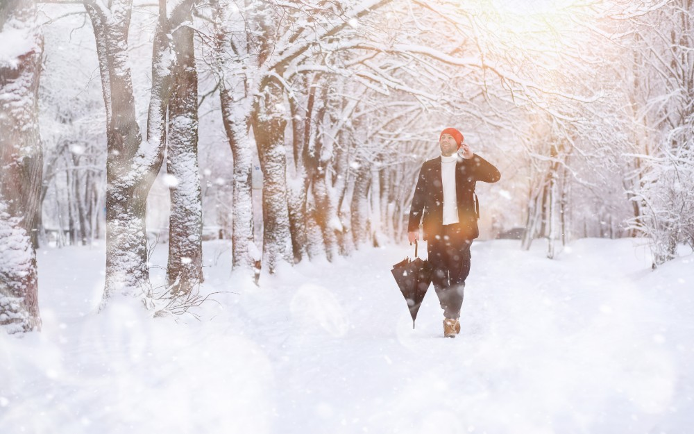 What Winter Can Teach Us About Solitude and Loneliness